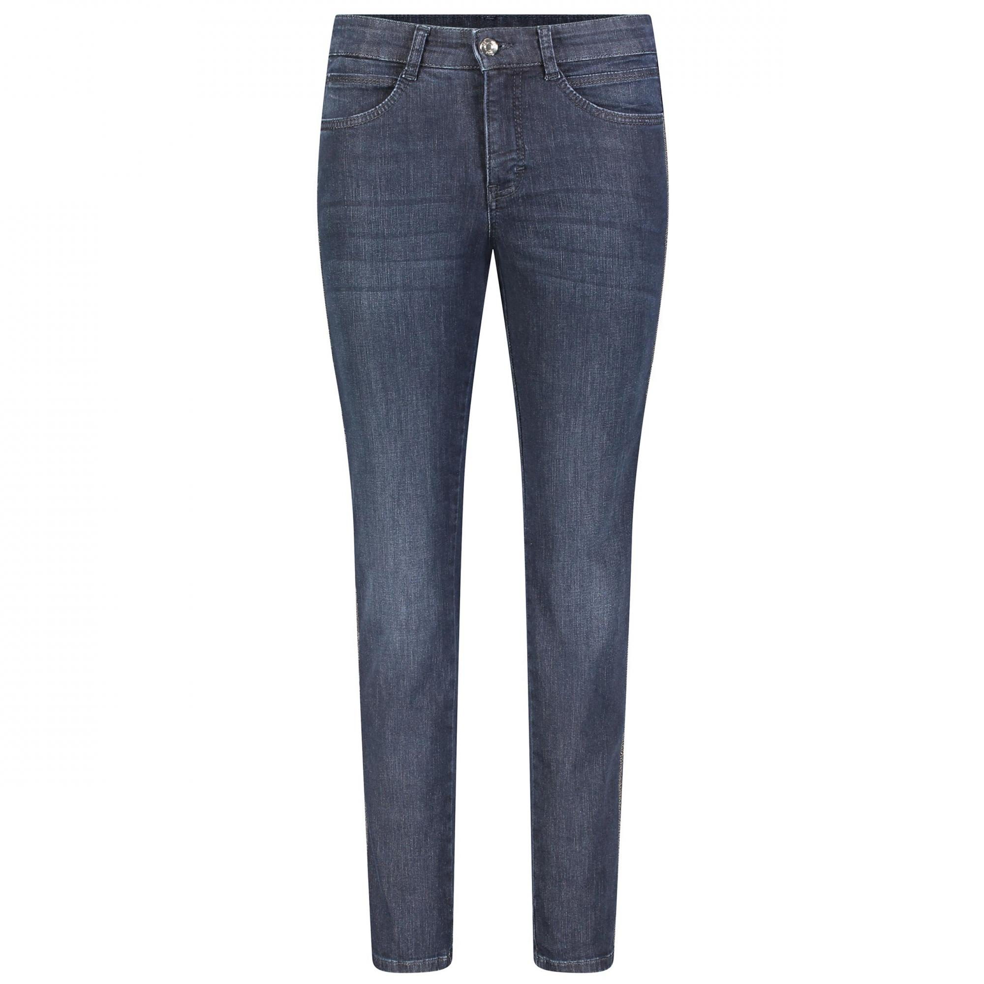 Angela Perfect Fit Glam Galloon Jeans Damen