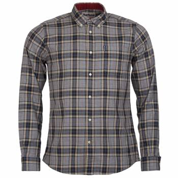Highland Check 20 Tailored Shirt Hemd Herren