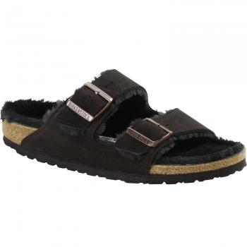Arizona Fell Veloursleder Pantolette schmal