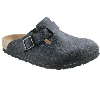 Boston Wollfilz-Clogs schmal Unisex