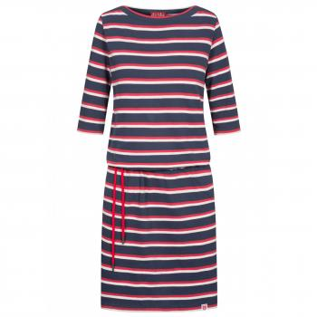 Harbor Multistriped Dress Kleid Damen