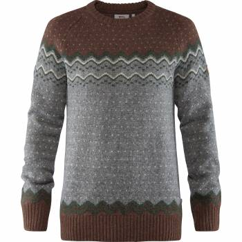 Övik Knit Sweater, Wollpullover Herren