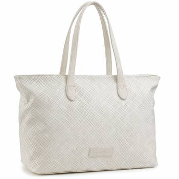 Kinga Woven Shoppertasche Damen