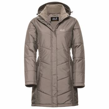 Svalbard Coat W Steppmantel Damen
