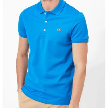 Herren Stretch Polo kurzarm
