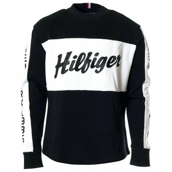 Herren Sweatshirt Oversized Rib Hockey