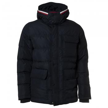 Tommy Down Hooded Bomber Steppjacke Herren