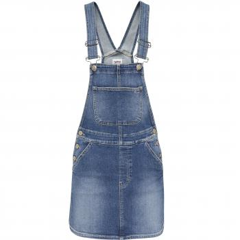 Classic Dungaree Dress AMBC Jeanskleid Damen