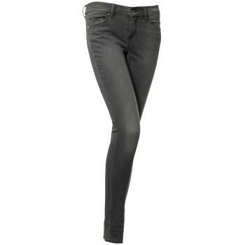 Nora Mid Rise Skinny Jeans Hose Damen