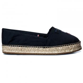 TH Sequins Espadrille Slipper Damen