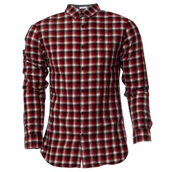 TJM Essential Washed Check Shirt Hemd Herren