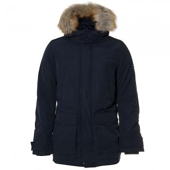 TJM Technical Parka Winterjacke Herren