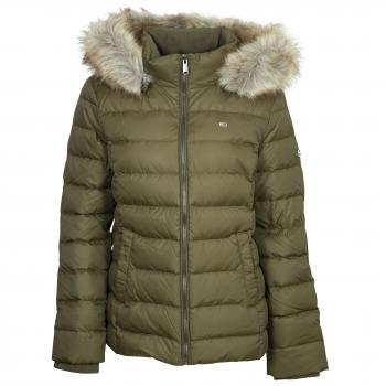 TJW Basic Hooded Down Jacket Daunenjacke Damen