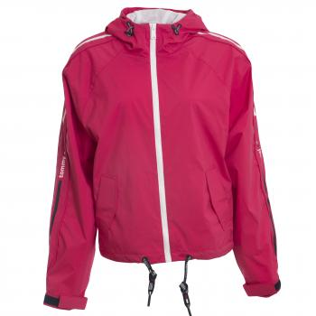 TJW Branded Sleeves Windbreaker Jacke Damen