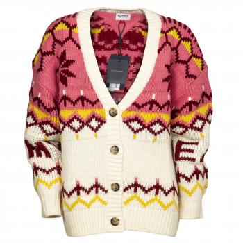 TJW FAIRISLE CARDIGAN Strickjacke Damen