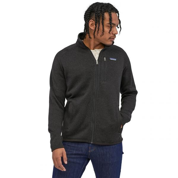Better Sweater Fleecejacke Herren 3