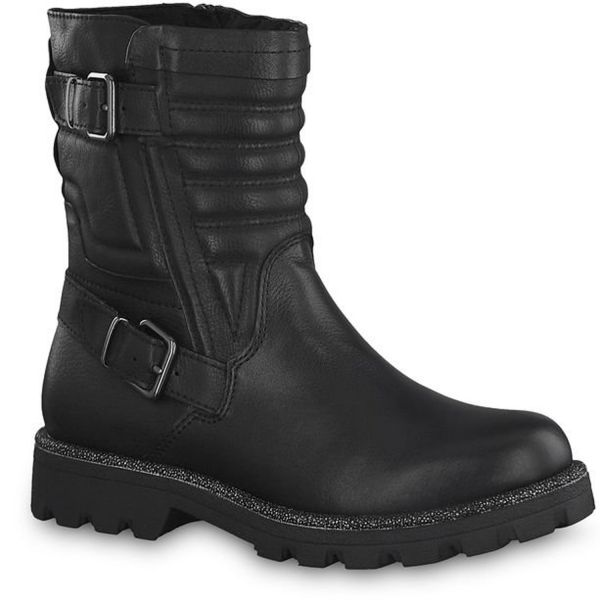 Angeles Stiefelette Damen 1