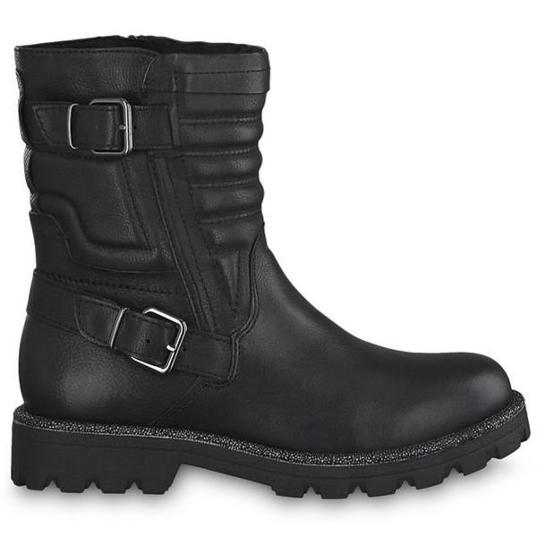 Angeles Stiefelette Damen 3